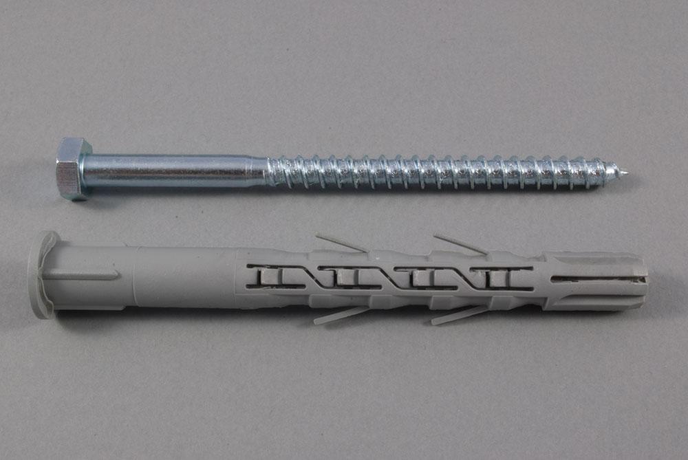 Kołki Ramowe Długie TPX-S