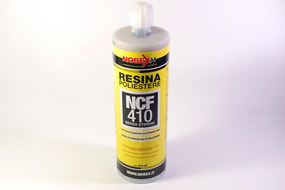 Kotwa - żywica chemiczna poliestrowa do materiałów pełnych i materiałów z pustką NCF